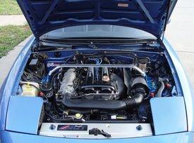 U D on 1990 Mazda Miata Spoiler