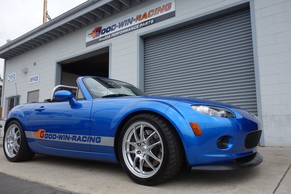 Good-Win Racing MX5 Street Car Project