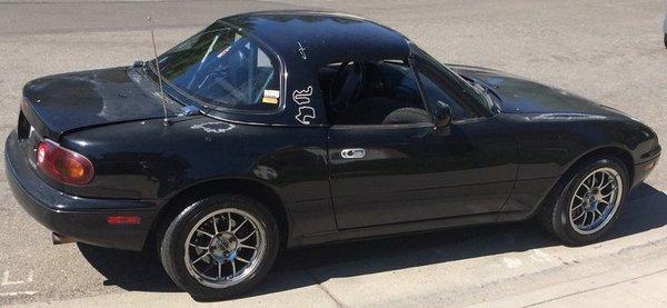 Goodwin Racing -- Members Car Gallery