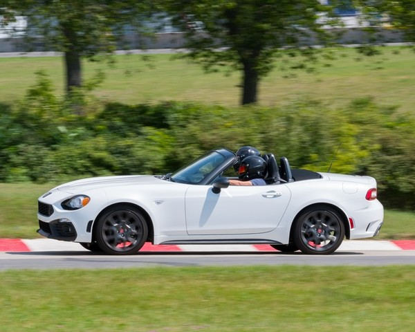 Jeffery's 124 Abarth Spider