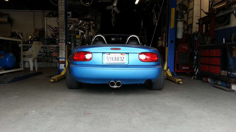 Custom Miata Parts >> Goodwin Racing, Inc. -- Members Car Gallery
