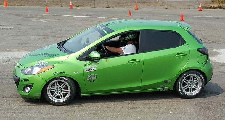 goodwin racing, inc. -- members car gallery