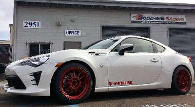 Brz Frs 86 Performance Parts