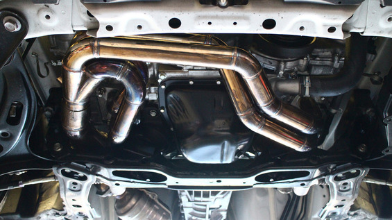 Goodwin Racing Exhaust