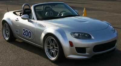 Miata MX5-NC 2006-2015 Roll Bars - Mazda Performance Parts