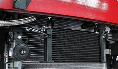 Goodwin Racing Radiators, Cooling