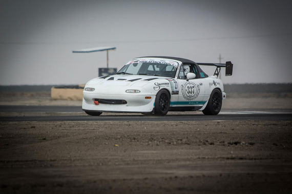 Sean Thomson, Miata 1992
