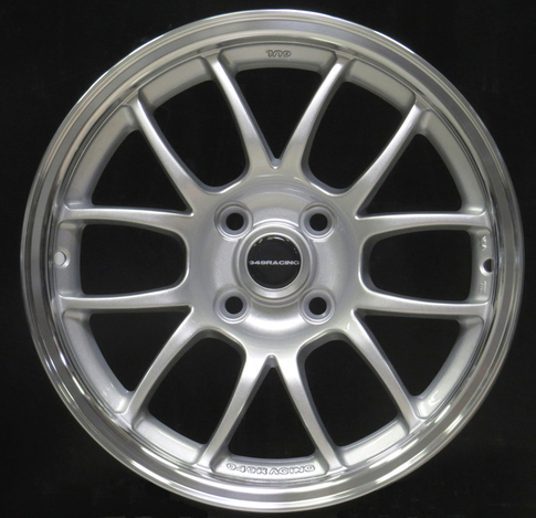 17x9 4x100 6UL - Silver for MX5-ND , 17x9