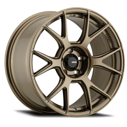Konig Ampliform 17x8 4X100 ET45 Bronze for MX5-ND , 17x8
