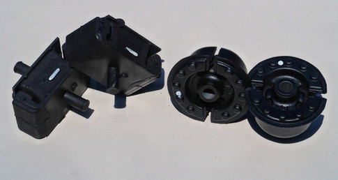 Mazda Competition Engine/Differential Mount Combo for Miata