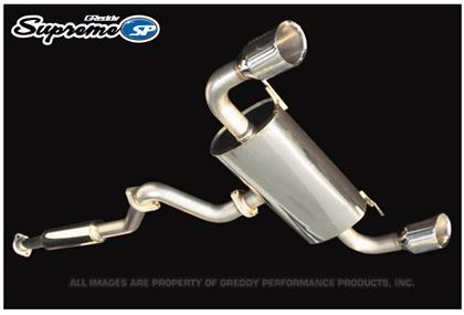 GReddy Supreme SP Exhaust for BRZ-FRS-86