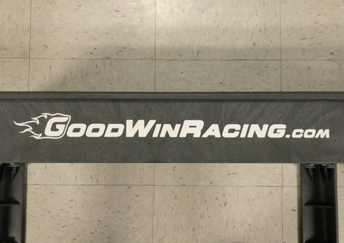 Good-Win Racing Large Decal - Die Cut for Misc