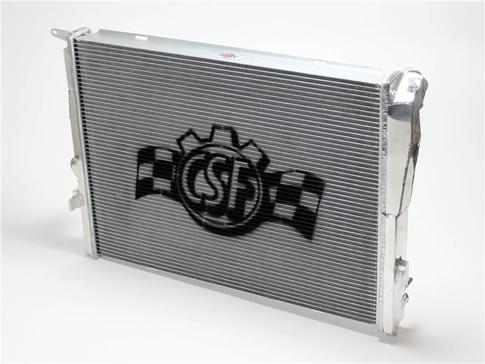 CSF #2864 All-Aluminum Radiator for RX7 for RX7 1989-1992