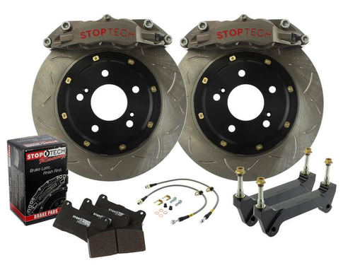 StopTech C-43 Big Brake Kit with Floating Rotors for RX8