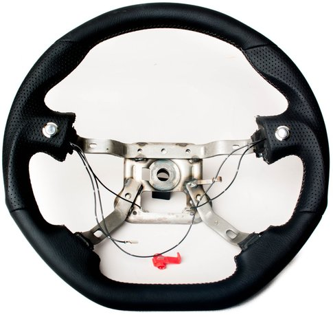 Cipher Auto Enhanced Leather Steering Wheel for NA for Miata 1990-1997