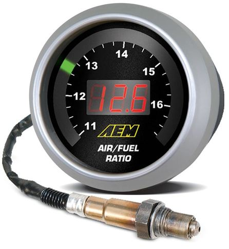 AEM Wideband UEGO Gauge (30-4110) for MX5
