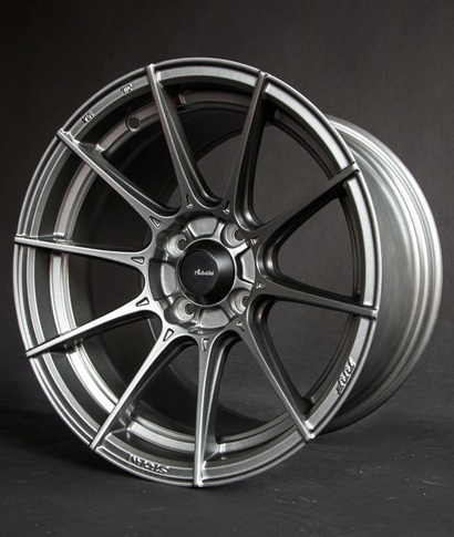 Advanti Racing Storm S1 SM5910035G 15x9 Grey +35 for Miata , 15x9