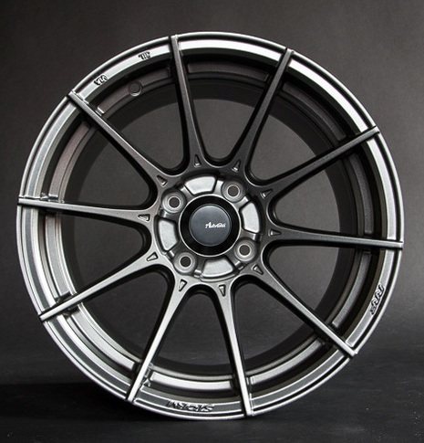 Advanti Racing Storm S1 15x7 Grey for Mazda2 , 15x7