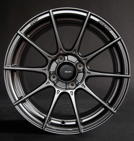Advanti Racing Storm S1 15x8 Grey SM5810030G for Miata , 15x8