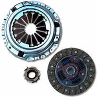 Stock Replacement Mazda6 Clutch Kit- 6 cylinder Complete for Mazda6 2003-2007, 6 cylinder