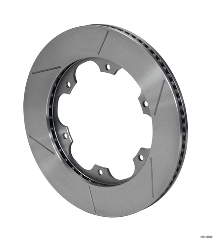 Replacement 11 RACE Front Rotor Ring - Slotted for MX5-ND