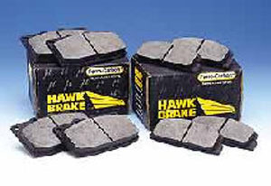 Hawk HPS REAR Miata Brake Pads for Miata 1990-1993