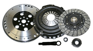EXEDY Happy Meal Combo - Complete Flywheel and Clutch Kit for MX5 , 6 Speed