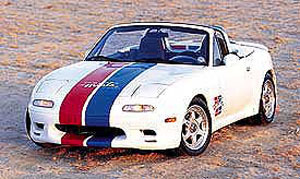 Racing Beat Type II Nose for Miata 1990-1997
