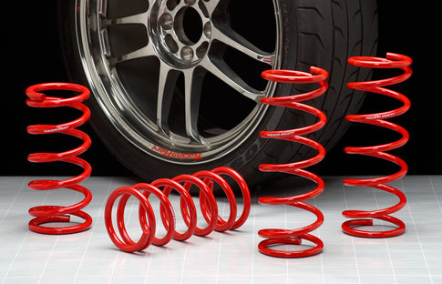 Racing Beat MX5 Miata Springs SOFT TOP for MX5 , Soft Top