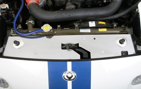 Radiator Cowl Cover for Miata 1990-1997