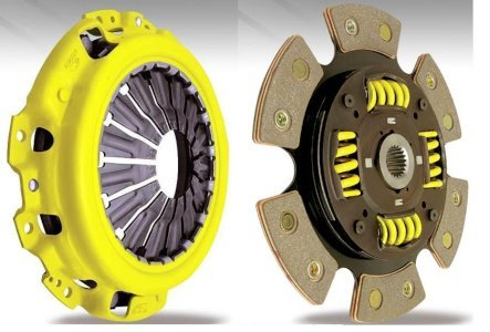 ACT Heavy Duty Clutch Kit with 6-Pad Spring Disc for 2006 and newer MX5 Miata 6spd. for MX5 , 6 Speed