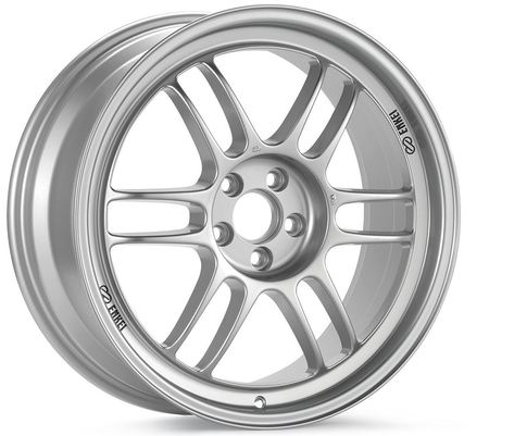 Enkei Racing RPF1 4X100, +43mm - Silver for MX5-ND , 16x7