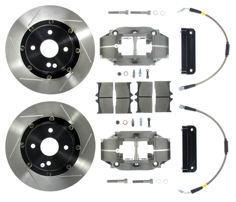 StopTech BIG BRAKE KIT with Floating Rotors for Miata
