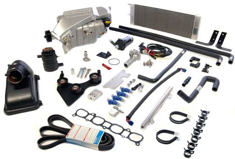 Good-Win Racing MX5 Miata Intercooled MP62 SUPERCHARGER Kit for MX5
