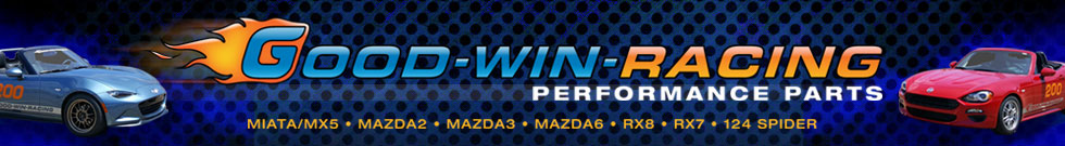 Good-Win Racing Mazda Performance Parts