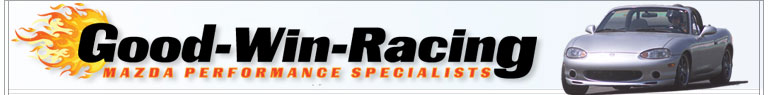 Good-Win Racing Mazda Performance Parts