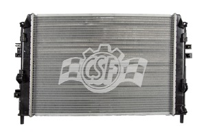 CSF MX-5 OEM Replacement Radiator
