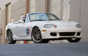 Racing Beat Type III Miata Nose