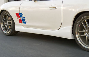 Racing Beat Side Skirts