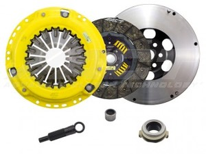 ACT Organic Street MazdaSpeed3 Clutch and Flywheel Kit