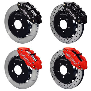 "Wilwood Superlite 6R 12.88"" FRONT Big Brake Kit"