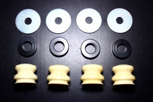 GWR 36/36 Track Bump Stop Kit