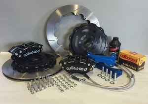 Goodwin Racing 12.88 Front Big Brake Kit