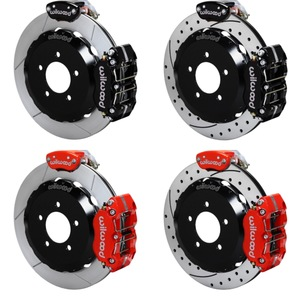 "Wilwood 12.88"" REAR Big Brake Kit with Parking Brake"