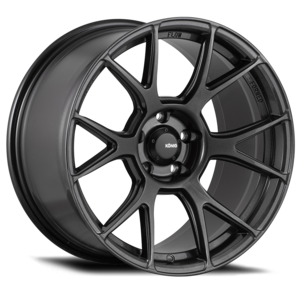 Konig Ampliform 17x8 5X100 ET40 Dark Metallic Grey