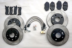 High Performance Miata Brake Kit - Sport Size