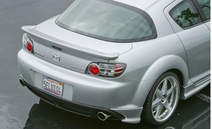 RX-8 Rear Wing 04-09