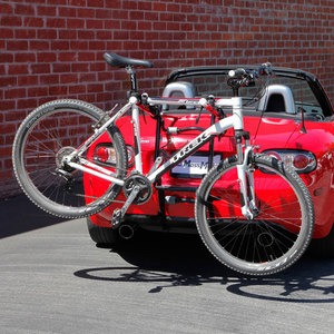 Universal Removable Bicycle Rack