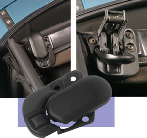 Latch Kit, Convertible Top