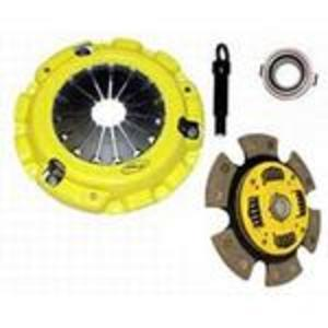 ACT Mazda RX8 Heavy Duty 6 Pad Sprung Disc Clutch Kit ACT-ZM8-HDG6